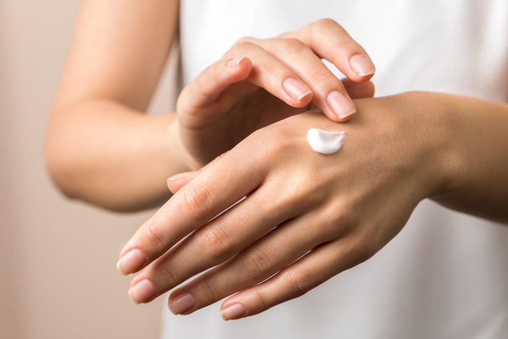 Kosmetyczna odnowa dłoni